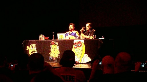 Kevin Smith and Jason Mewes Q&A
