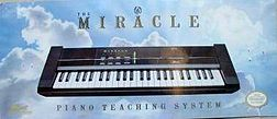Miracle Piano Teaching System Box