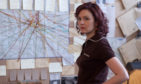 Rachael Stirling as Millie in The Bletchley Circle