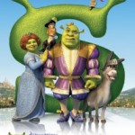 Shrek The Third Movie Poster