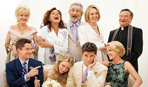 The Big Wedding Cast
