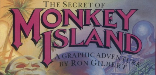 The Secret Of Monkey Island Box