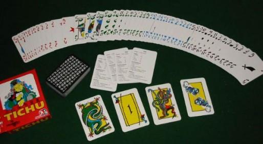 Tichu Card Game