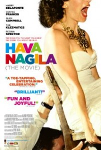 Hava Nagila: The Movie Movie Poster
