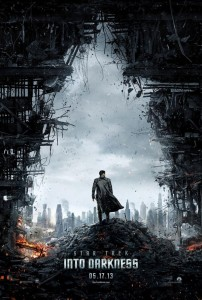 Star Trek Into Darkness Movie Poster