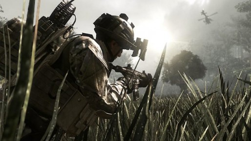 Call of Duty: Ghosts in action