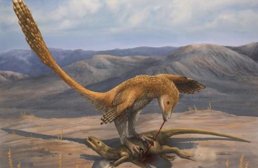 Deinonychus RPR Model