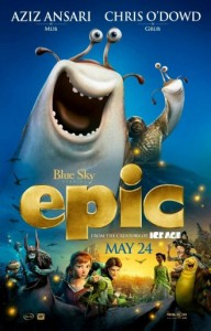Epic Movie Poster