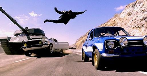 Fast & Furious 6 Movie Shot