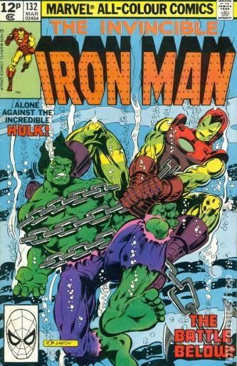 Iron Man Hulk