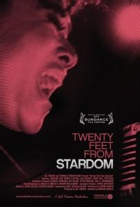 Twenty Feet from Stardom Movie Poster