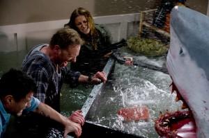 Sharknado Movie Shot