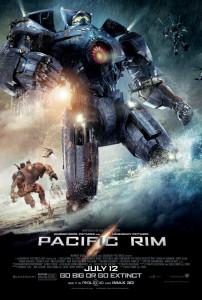 Pacific Rim Movie Poster