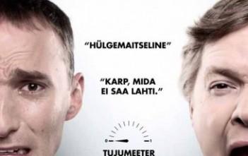 """Tujurikkkuja, meaning """"Killjoy"""" or """"Mood Ruiner"""""""