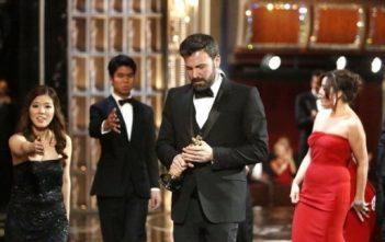Ben Affleck Oscar