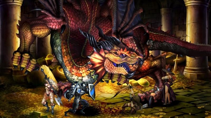 Red Dragon Boss