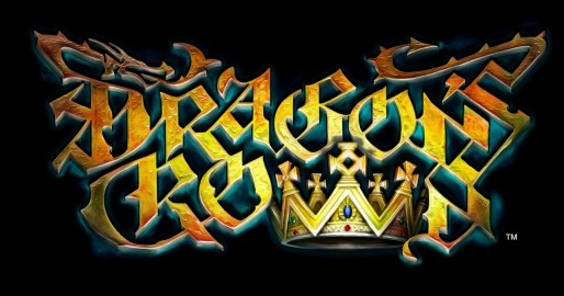 Dragon's Crown Title Screen