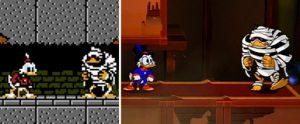 DuckTales Comparison