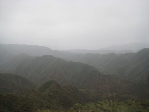 Hills of Gansu