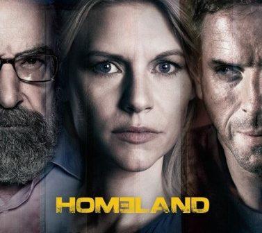 Homeland Season 3 TV Show Poster