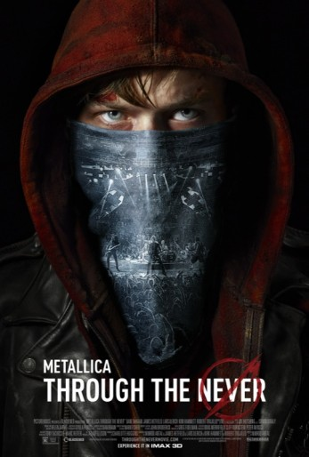 Metallica: Through the Never Movie Poster