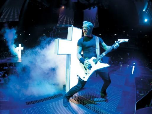 Metallica: Through the Never Movie Shot