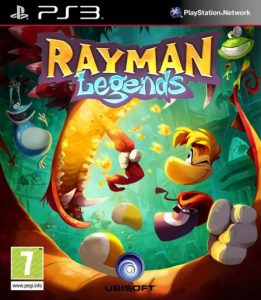 Rayman Legends Cover