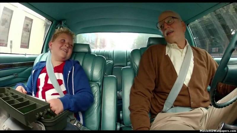 Jackass Presents: Bad Grandpa Movie Shot