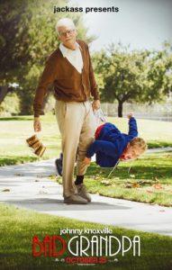Jackass Presents: Bad Grandpa Movie Poster
