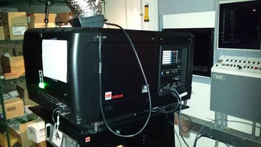 Barco DLP DP2k-23B Projector
