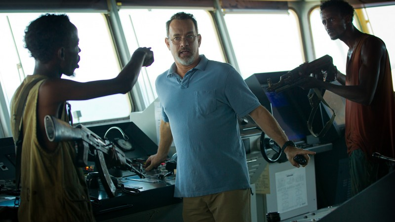 Captain Phillips Movie Shot