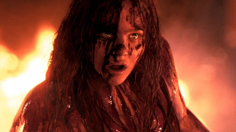Carrie Movie Shot