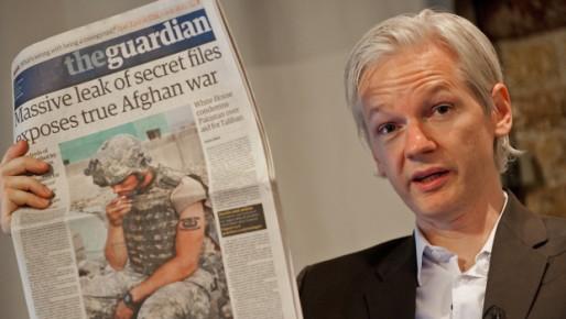 We Steal Secrets: The Story of WikiLeaks Movie Shot