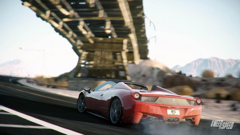 Drifting in Need for Speed: Rivals