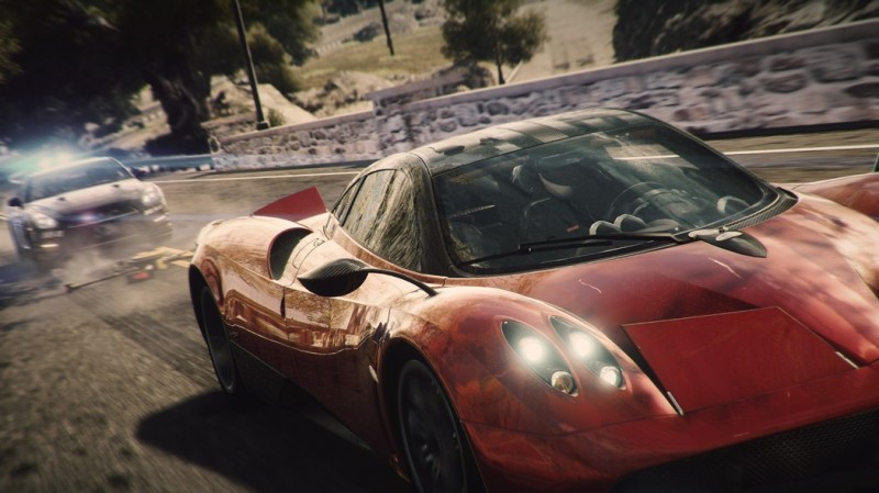 Pursuits in Need for Speed: Rivals