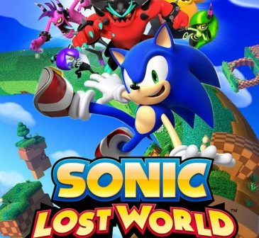 Sonic: Lost World Box Art