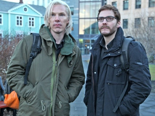 The Fifth Estate Movie Shot