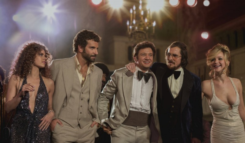 American Hustle Movie Shot