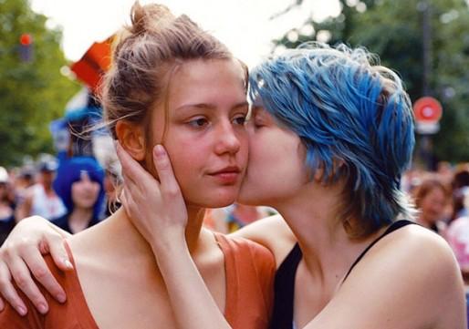 Blue is the Warmest Color Movie Shot
