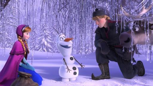 Frozen Movie Shot
