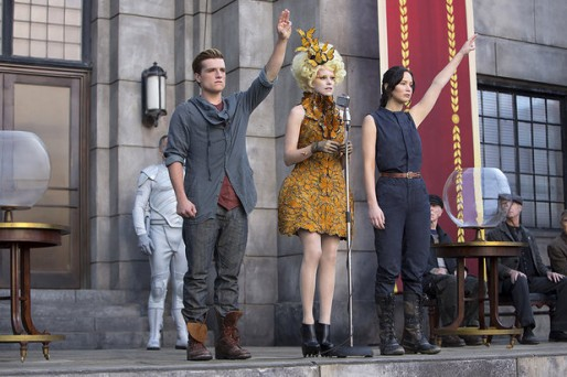 The Hunger Games: Catching Fire Movie Shot