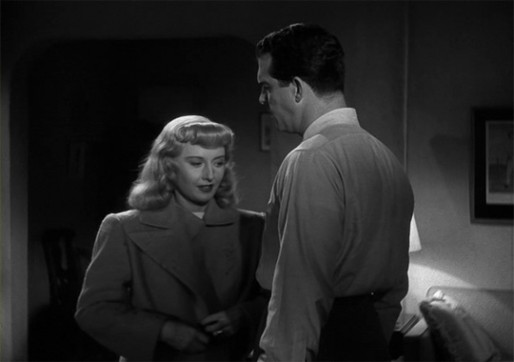 Double Indemnity Movie Shot
