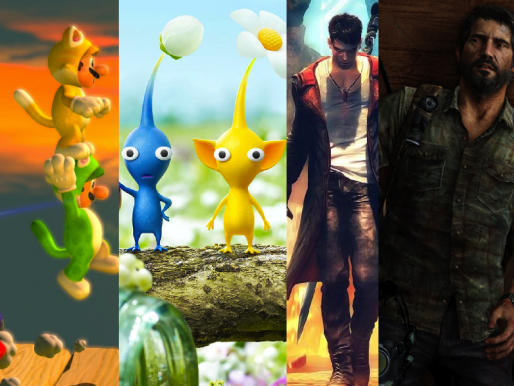 Top 10 Games of 2013
