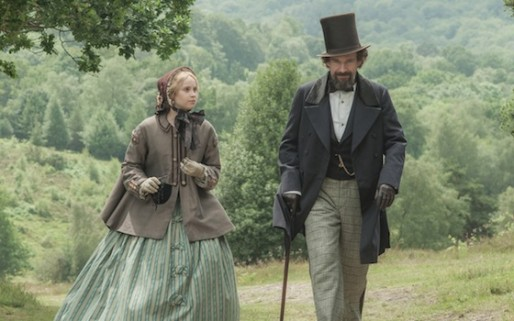The Invisible Woman Movie Shot