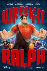 Wreck-It Ralph Movie Poster