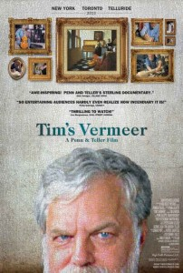 Tim's Vermeer Movie Poster