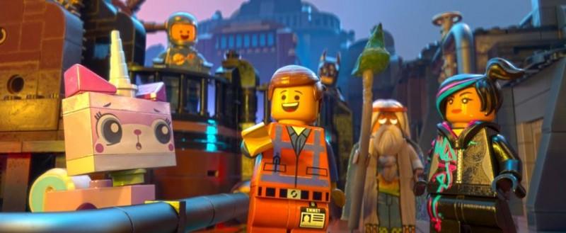 The LEGO Movie Movie Shot