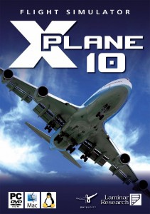 X-Plane 10 Global Cover Art