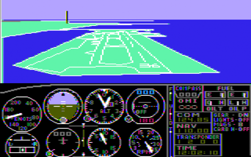 Flight Simulator 1.0