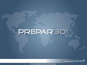 Prepar3D Logo